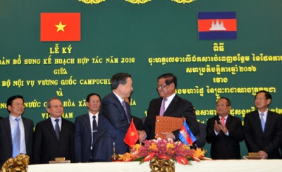 On Viet Nam's Foreign Relations in the New Context